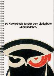 10. Abrakadabra – Klavierheft